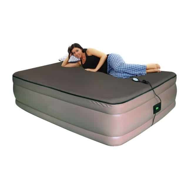 Remote Control Air Bed