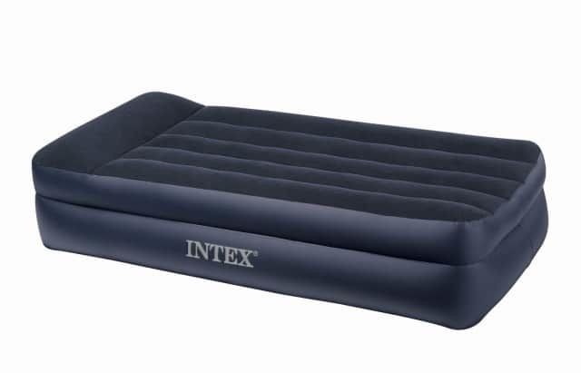 Twin Airbed of intex with black everything
