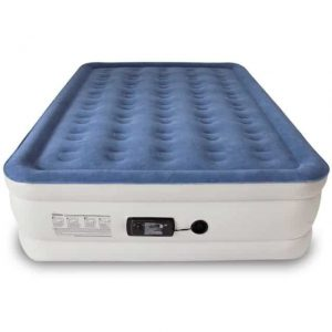SoundAsleep Dream Series Air Mattress with ComfortCoil Technology & Internal High Capacity Pump Review