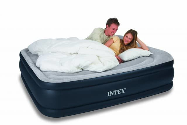 Best Air Bed - with a couple in the airbed lying side by side