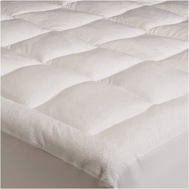 ... Thick Mattress Topper - Perfect Thick Mattress Topper Second King Size 10 Cm 4 Inches