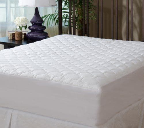 The Grand Fitted Mattress Pad