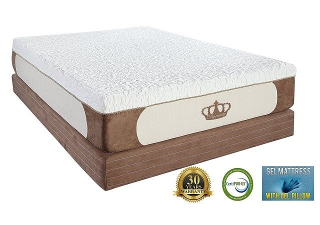 simmons moniac bay mattress