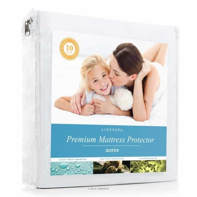 Best Mattress Protector Reviews 2019 The Sleep Judge