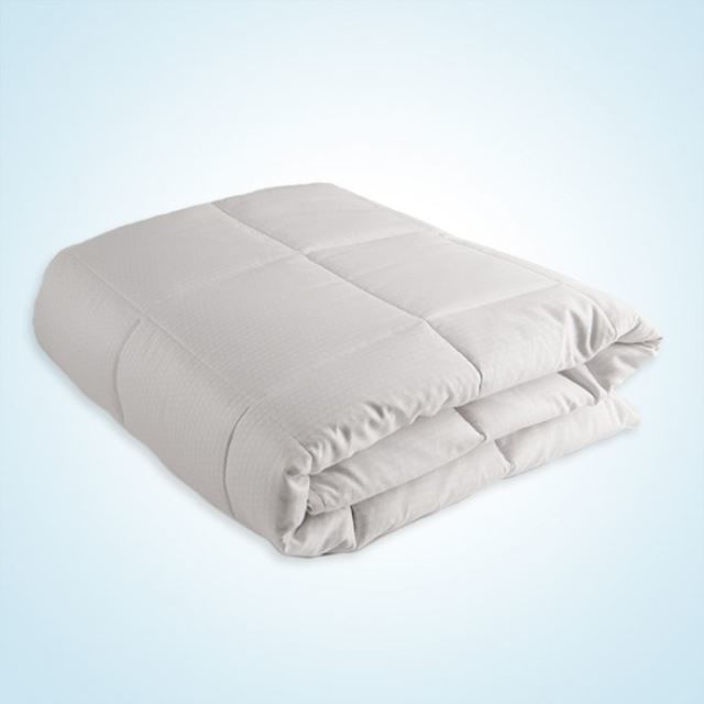 Slumber Cloud Cirriform Cooling Mattess Pad Folded