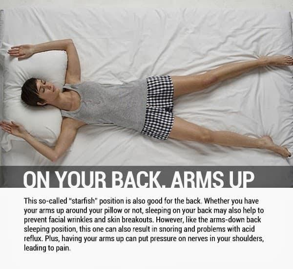 Sleeping On Your Back And How To Effectively Do It The