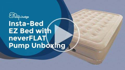 Insta-Bed EZ Bed Unboxing Video