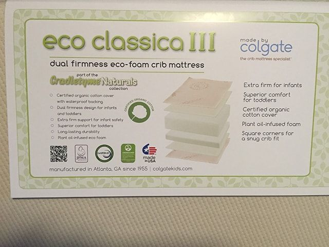 Colgate Eco Classica Iii Dual Firmness Foam Review The Sleep Judge