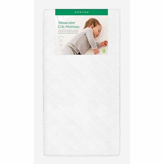 simmons organic crib mattress. newton wovenaire crib mattress simmons organic