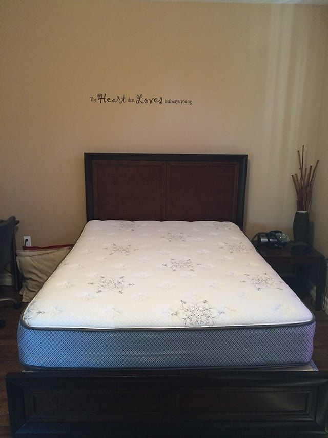 Extra Plush Bamboo Fitted Mattress Topper Review The