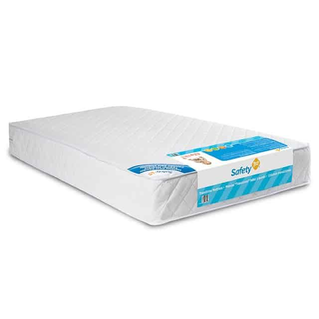 Very Helpful Crib Mattress Pad Safety 1st Transitions Crib Mattress Review