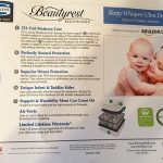 Simmons Beautyrest Beginnings Sleepy Whispers Crib Mattress