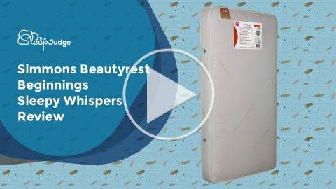 Simmons Beautyrest Beginnings Sleepy Whispers Video Review