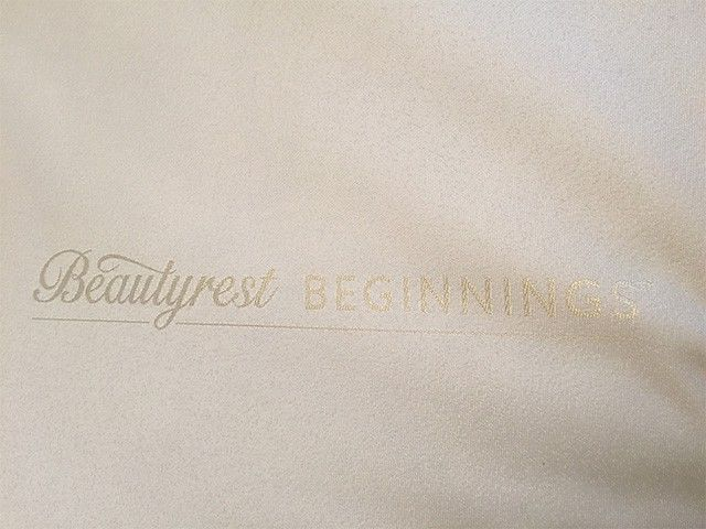Simmons Beautyrest Beginnings Sleepy Whispers Review The