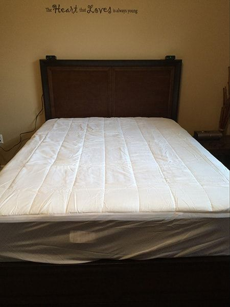 Comfort. Get Sunbeam Quilted Heated Pad Here Mattress Review | The Sleep Judge