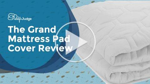 The Grand Mattress Pad Cover Video Review
