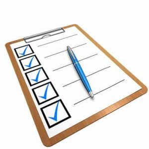 Checklist board that's an animation