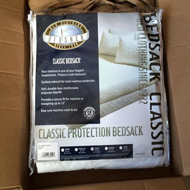 Bedsack classic mattress pad review the sleep judge comfort solutioingenieria Image collections