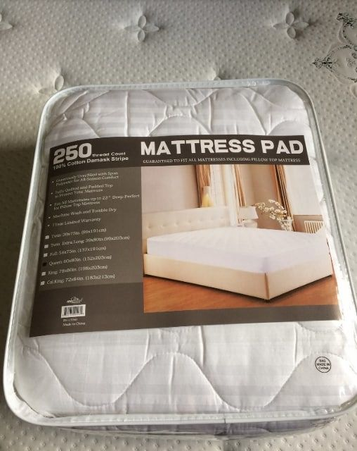 The Newpoint Home Deluxe Mattress Pad Review