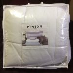 Pinzon Overfilled Micro-Plush Mattress Pad