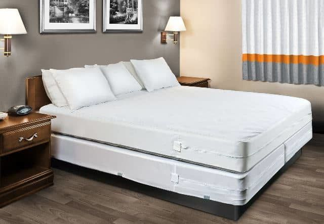 Sleep Defense Security Mattress Encasement Review