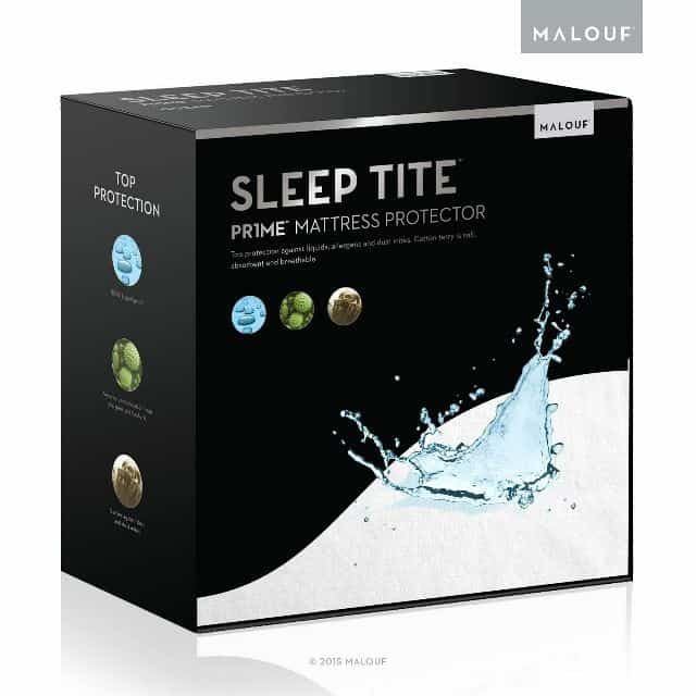 Sleep Tite Waterproof Mattress Protector Review The