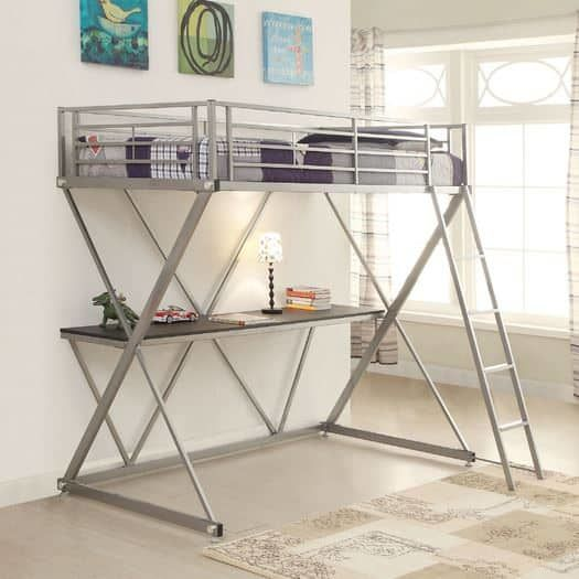 loft beds space recous adults to maximize for bed