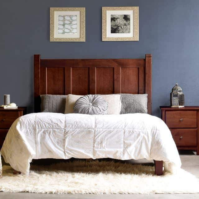 Country Style Beds Have A Very Rustic Look To Them They Are Usually Made From Wood With A Tall Flat Headboard They Can Also Be Made To Look Like Paneling