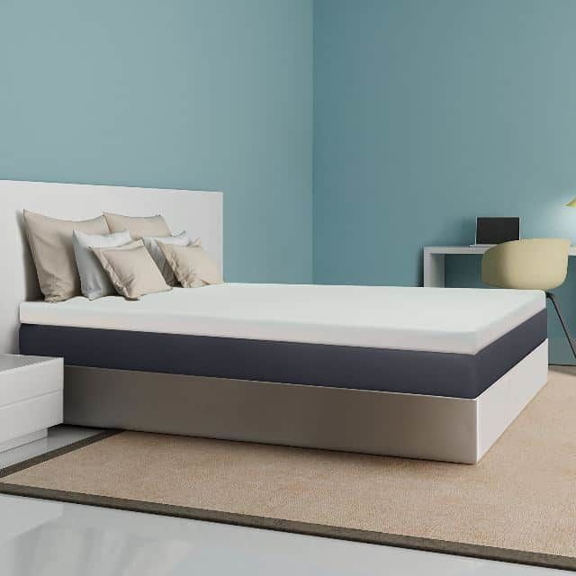 Best Price 4 Quot Memory Foam Topper Review The Sleep Judge