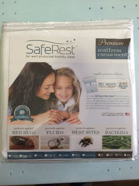 SafeRest Premium Mattress Encasement Review