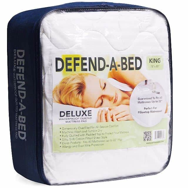 Defend-a-Bed Mattress Protector Review