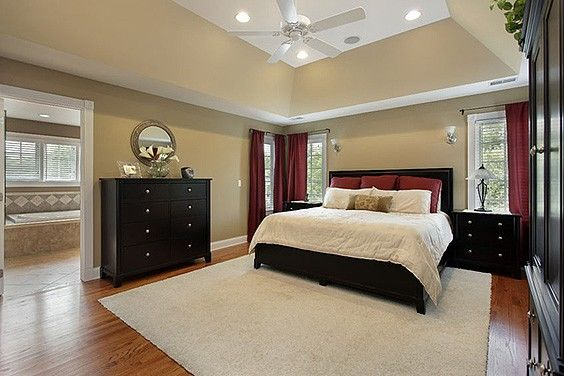 Master Bedroom Rugs 33 bedroom rug ideas - area rugs and decorating ideas