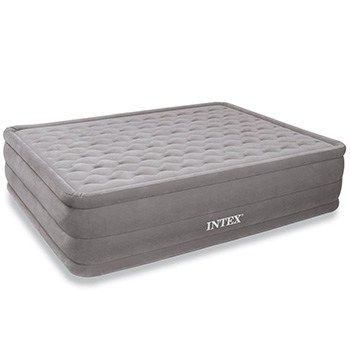 Intex Ultra Plush Queen Airbed Kit Review The Sleep Judge
