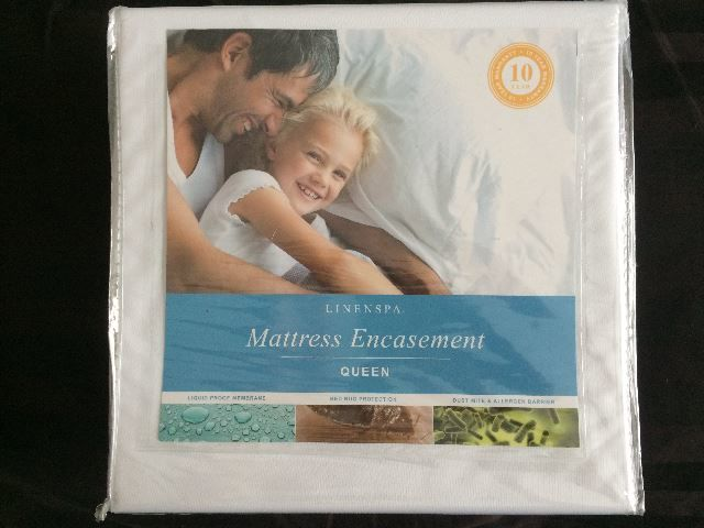 Linenspa Mattress Encasement Review