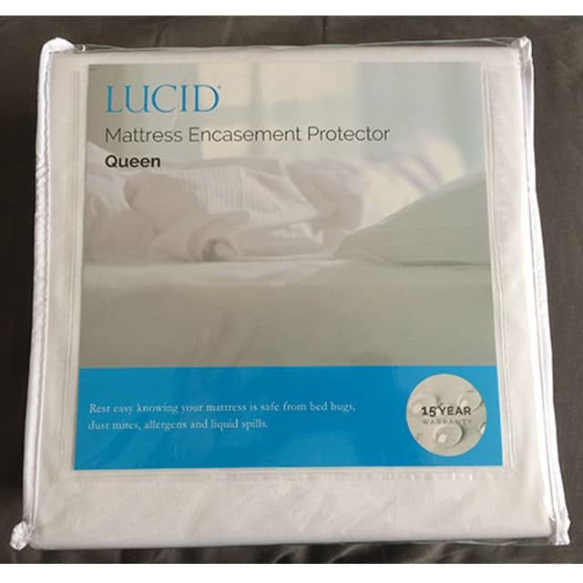 Lucid Encasement Mattress Protector Review