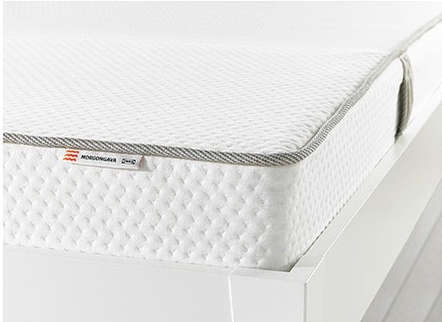 ikea morgedal foam mattress review the sleep judge. Black Bedroom Furniture Sets. Home Design Ideas
