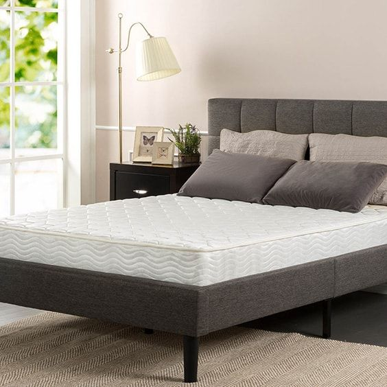 Rv mattress sizes types and places to buy them the for Short twin bed frame