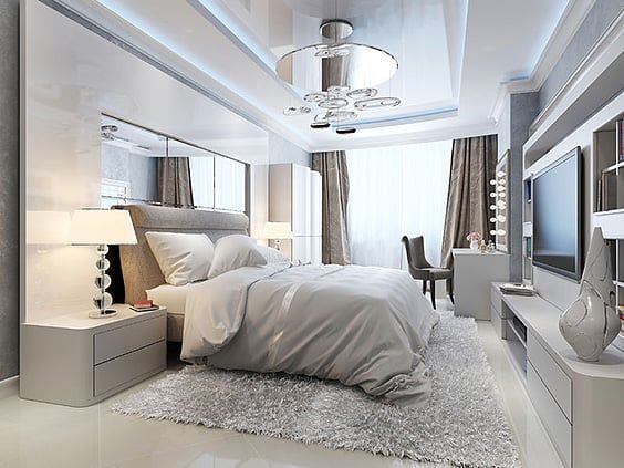 Modern bedroom ideas and design for the creative mind the