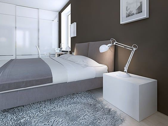 40 Magnificent Bedside Table Ideas For Your Bedroom - The ...