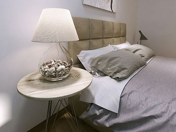 40 Magnificent Bedside Table Ideas For Your Bedroom The Sleep Judge