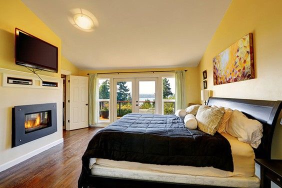 55 Master Bedroom Fireplace Ideas And Design The Sleep Judge