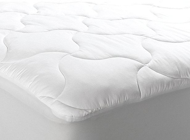 iso cool mattress topper Iso Cool 11 ounce Quilted Mattress Pad Review | The Sleep Judge iso cool mattress topper