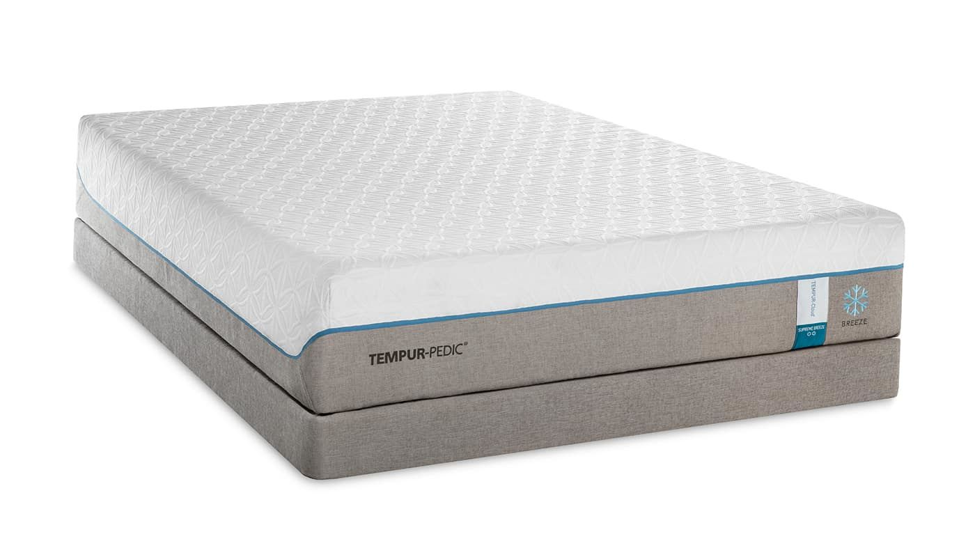 TEMPURPedic Cloud Supreme Breeze Mattress Review The Sleep Judge
