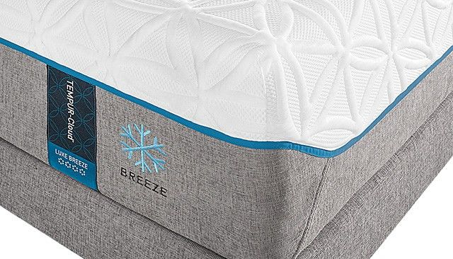 Tempur Pedic Cloud Luxe Breeze Mattress Review The Sleep Judge