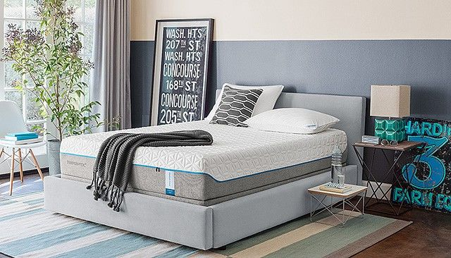 Sealy Memory Foam Vs Tempurpedic