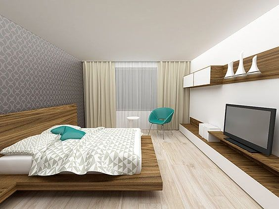 90 Spectacular Modern Bedroom Ideas For The Creative Mind ...
