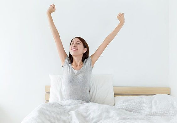 another benefit is that the mattress gives you a more balanced sleep it will cradle your body so that you get the right amount of support