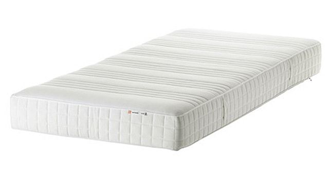 Ikea myrbacka mattress reviews the sleep judge