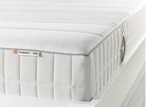 A Review Of Ikea S Latex Mattress