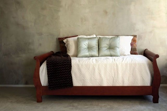 you can call this what you like this daybed is essentially a big bed with the exception of having an armrest either end of the bed